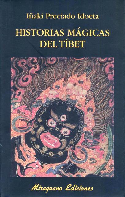 HISTORIAS MAGICAS DEL TIBET
