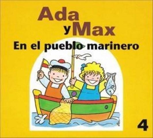 EN EL PUEBLO MARINERO ADA Y MAX
