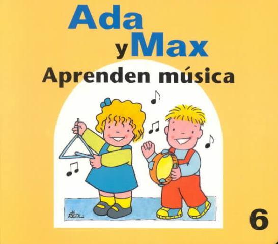 APRENDEN MUSICA ADA Y MAX