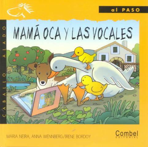 MAMA OCA Y LAS VOCALES