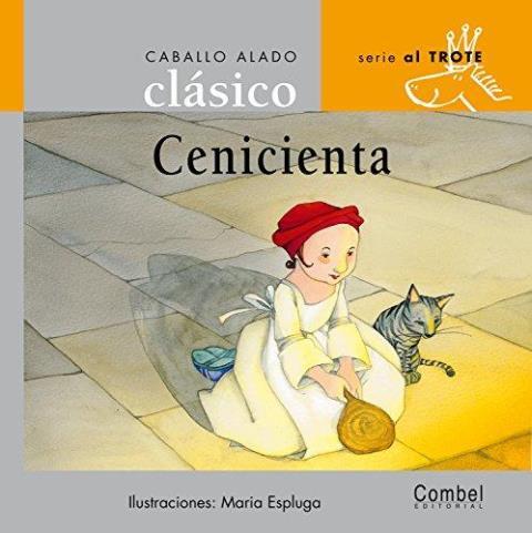 CENICIENTA . CABALLO ALADO CLASICO