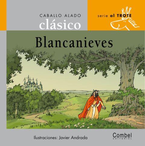 BLANCANIEVES . CABALLO ALADO CLASICO