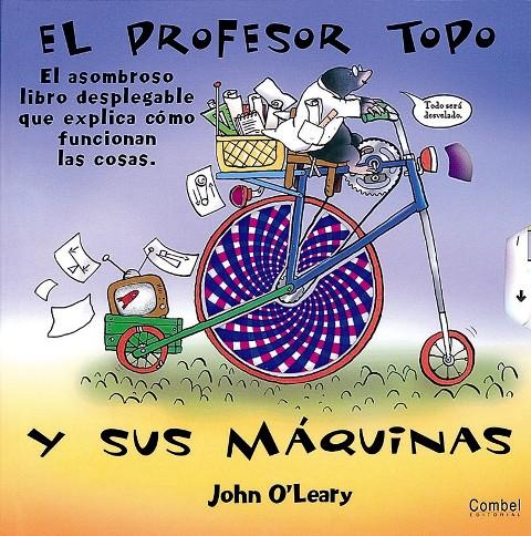 EL PROFESOR TOPO Y SUS MAQUINAS