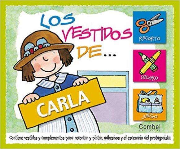 CARLA LOS VESTIDOS DE...
