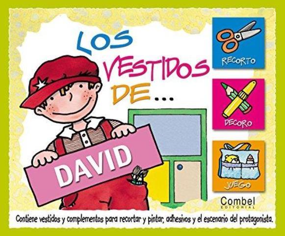 DAVID LOS VESTIDOS DE ...