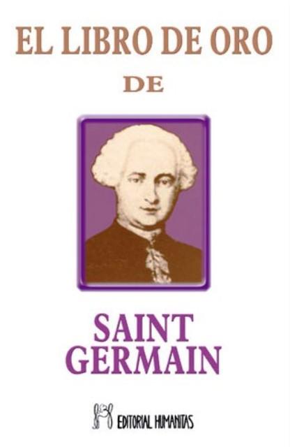 LIBRO (HUM) DE ORO DE SAINT GERMAIN