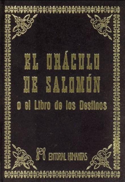 EL ORACULO DE SALOMON (T)
