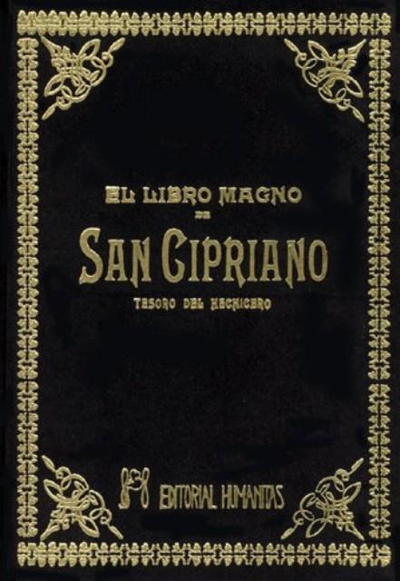 LIBRO MAGNO SAN CIPRIANO (T)