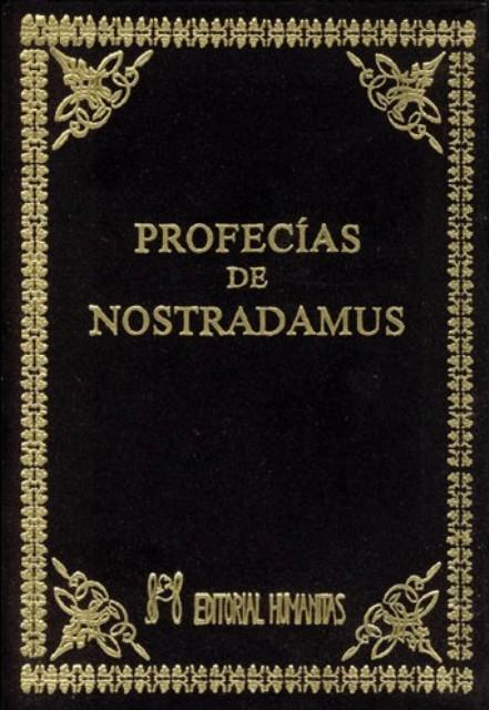 PROFECIAS DE NOSTRADAMUS (T) (HUM)