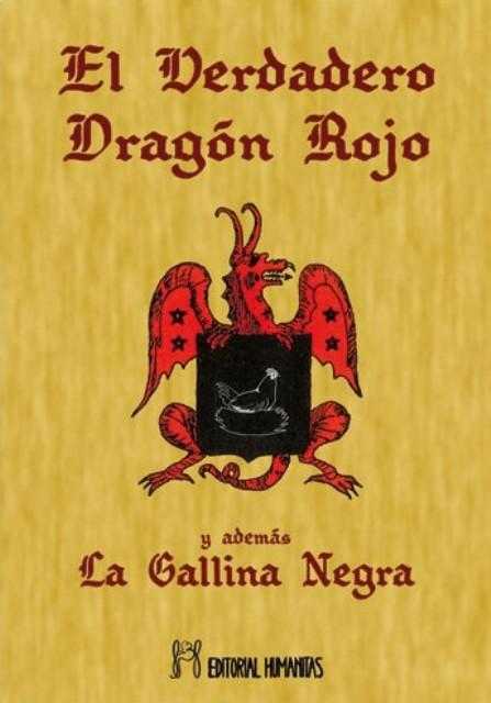 EL VERDADERO DRAGON ROJO