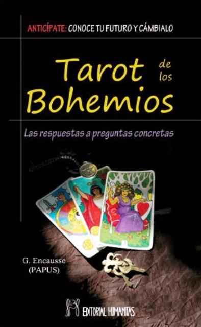 TAROT DE LOS BOHEMIOS