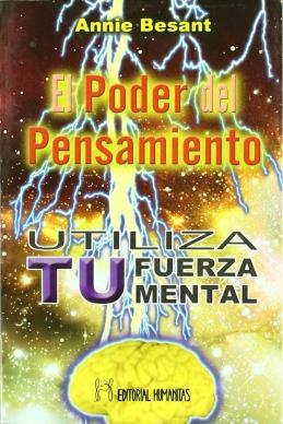 PODER DEL PENSAMIENTO (BESANT)