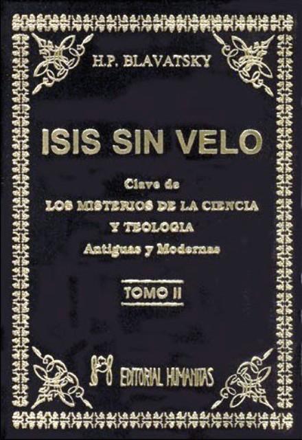 ISIS SIN VELO II (T)