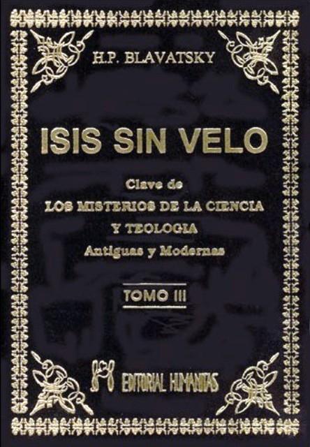 ISIS SIN VELO III (T)
