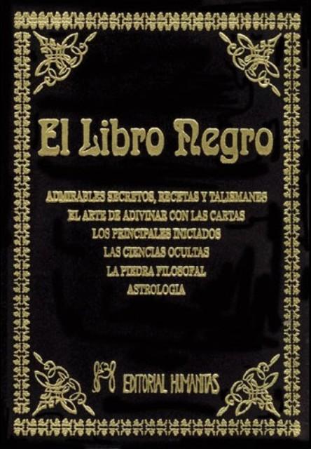 EL LIBRO NEGRO (T)