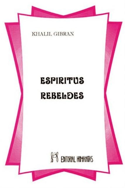 ESPIRITUS REBELDES