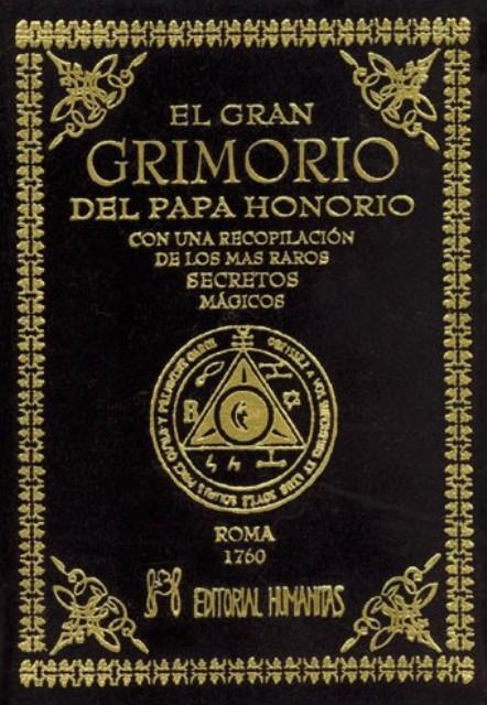 EL GRAN GRIMORIO DEL PAPA HONORIO (T)