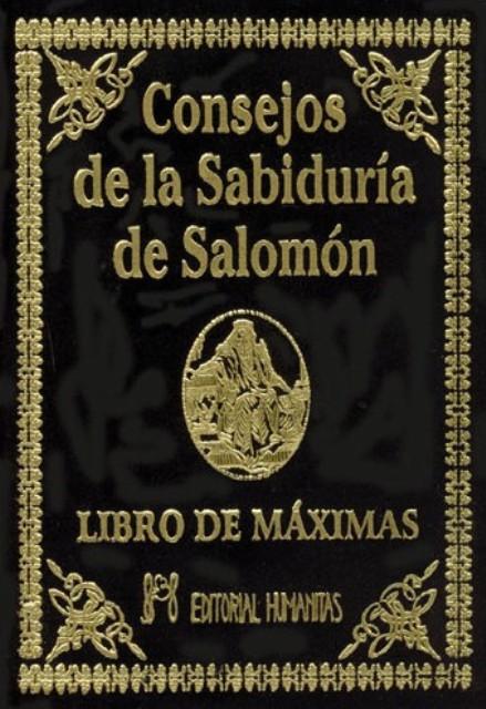 CONSEJOS DE LA SABIDURIA DE SALOMON (T)