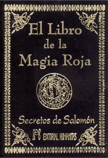EL LIBRO DE LA MAGIA ROJA (T)