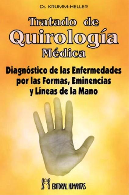 TRATADO DE QUIROLOGIA MEDICA