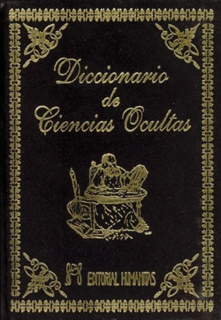 DICCIONARIO DE (T) CIENCIAS OCULTAS