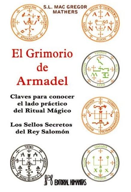 EL GRIMORIO DEL ARMADEL