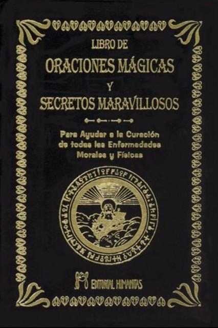 ORACIONES MAGICAS Y SECRETOS (T) MARAVILLOSOS LIBRO DE
