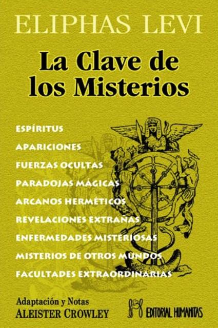 LA CLAVE DE LOS MISTERIOS