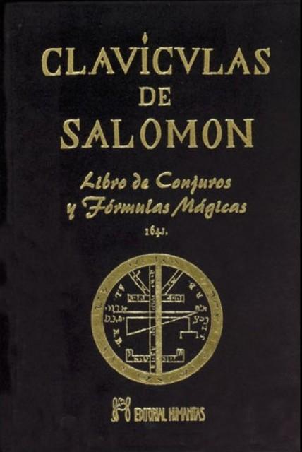 LAS CLAVICULAS DE SALOMON (T)