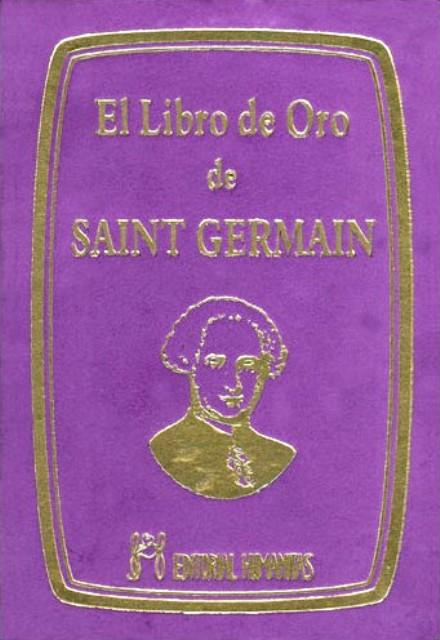 LIBRO ORO DE SAINT GERMAIN (T)(bols)