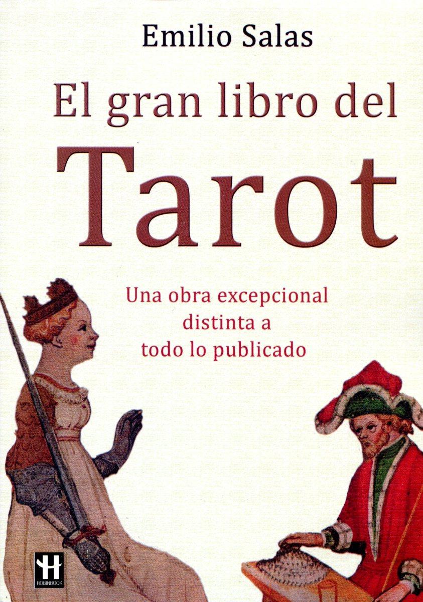 EL GRAN LIBRO DEL TAROT (ED.ARG.)