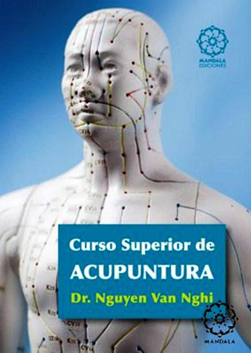 CURSO SUPERIOR DE ACUPUNTURA