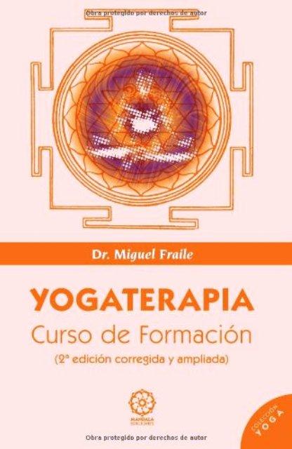 YOGATERAPIA . CURSO DE FORMACION
