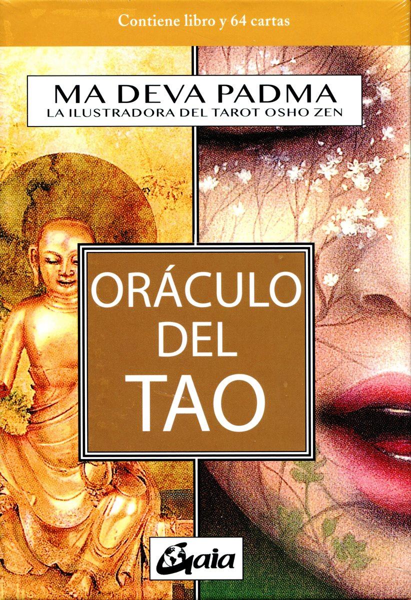 ORACULO DEL TAO (LIBRO + CARTAS)
