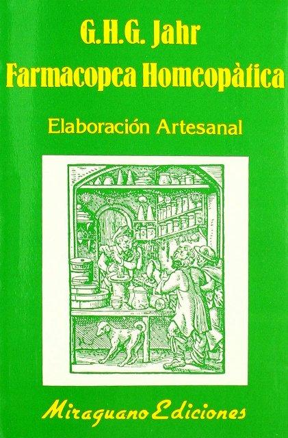 FARMACOPEA HOMEOPATICA