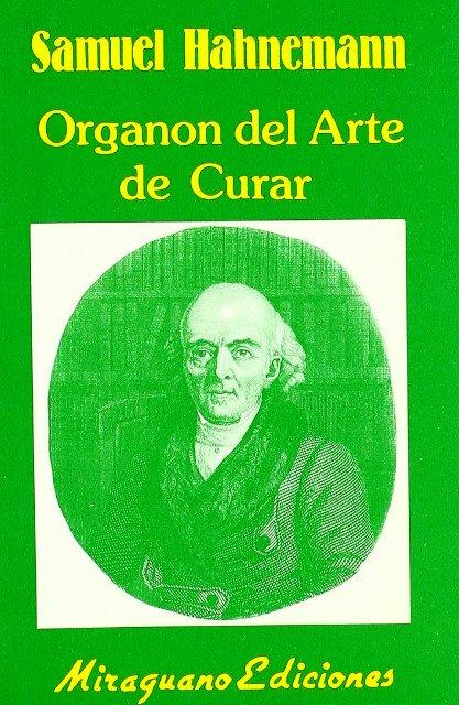 ORGANON DEL ARTE DE CURAR