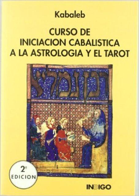 CURSO DE INIC. CABALISTICA A LA ASTROLOGIA