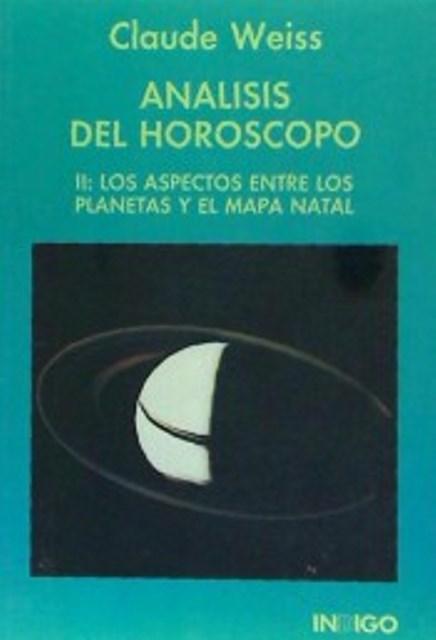 ANALISIS DEL HOROSCOPO II: LOS ASPECTOS ENTRE LOS PLANETAS Y EL MAPA NATAL