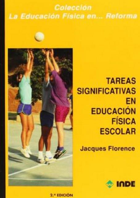 TAREAS SIGNIFICATIVAS EN EDUC.FISICA ESCOLAR