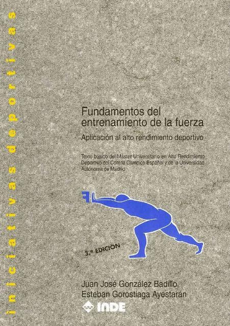 FUNDAMENTOS DEL ENTRENAMIENTO DE LA FUERZA