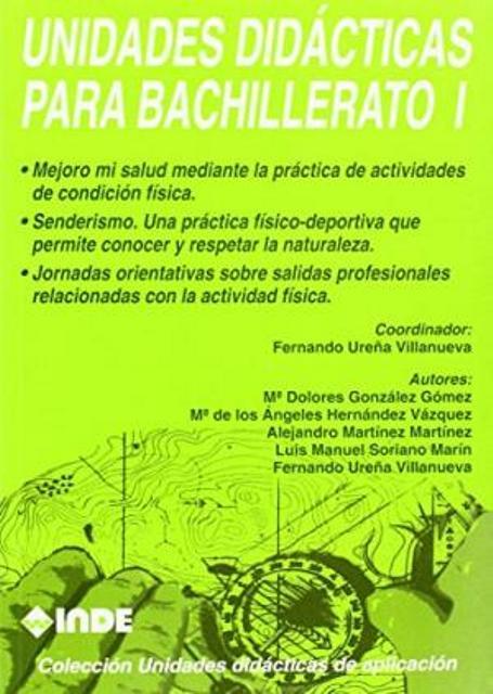 BACHILLERATO I UNIDADES DIDACTICAS PARA