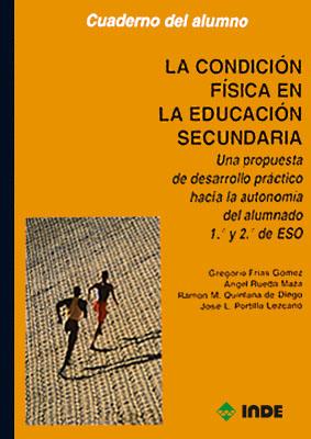 1 Y 2 E.S.O. CUADERNO CONDICION FISICA EDUCACION SECUNDARIA