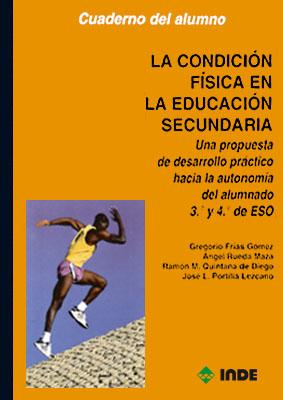 3 Y 4 E.S.O. CUADERNO CONDICION FISICA EDUCACION SECUNDARIA