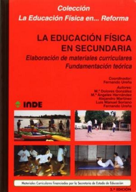 ELABORACION DE MATERIALES CURRICULARES FUND.TEORICA EDUC.FISICA EN SECUNDARIA
