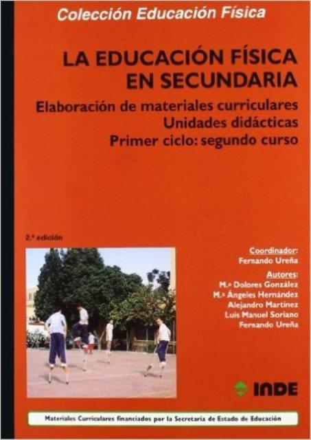 PRIMER CICLO : SEGUNDO CURSO ELABORACION DE MATERIALES CURRICULARES UNIDADES DIDACTICAS