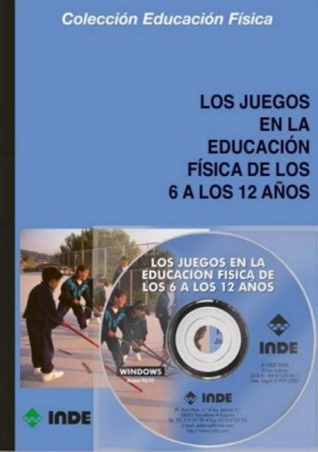 6 A LOS 12 AÑOS JUEGOS (C/C) EN LA EDUCACION FISICA