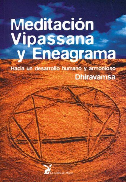 MEDITACION VIPASSANA Y ENEAGRAMA