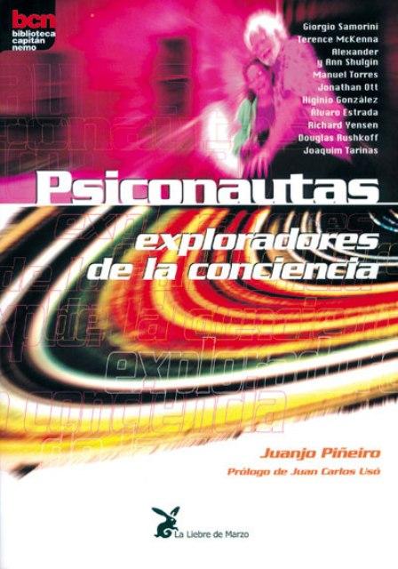 PSICONAUTAS EXPLORADORES DE LA CONCIENCIA
