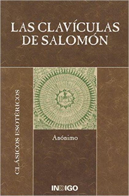 LAS CLAVICULAS SALOMON (IND)
