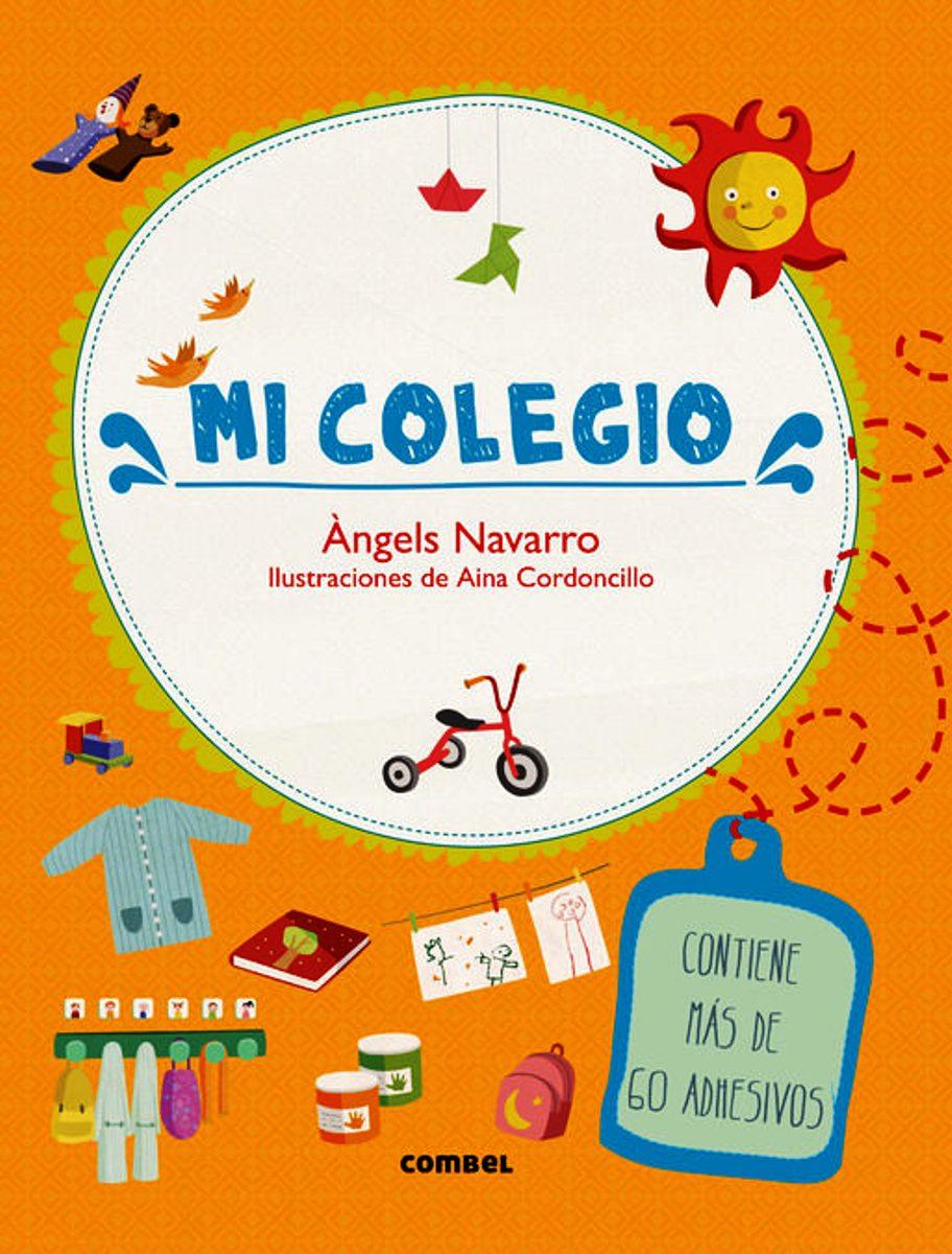MI COLEGIO - CON MAS DE 60 ADHESIVOS